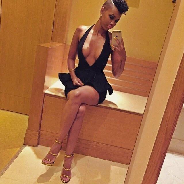 Controversial socialite Huddah Monroe wants to start walking around topless