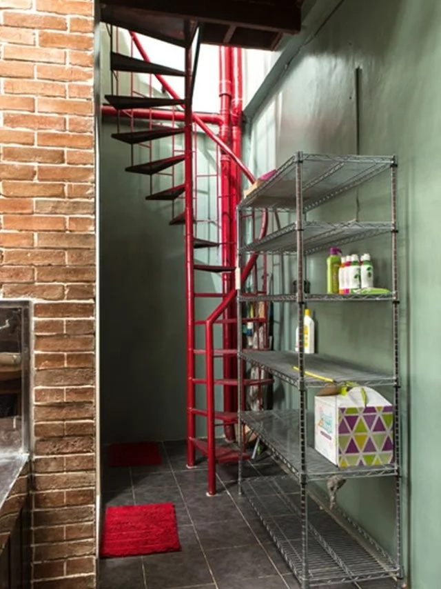 Aljur Abrenica shows off his three-storey townhouse in Quezon City
