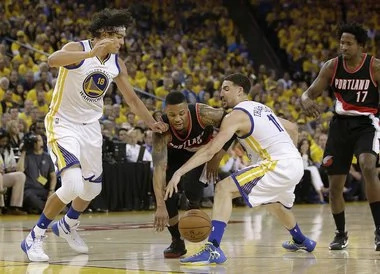 Warriors win again sans Stephen Curry