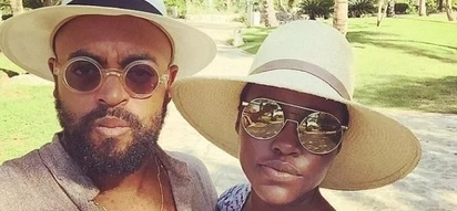 11 photos of Lupita Nyong'o's boyfriend that prove girls love men who resemble their DADs
