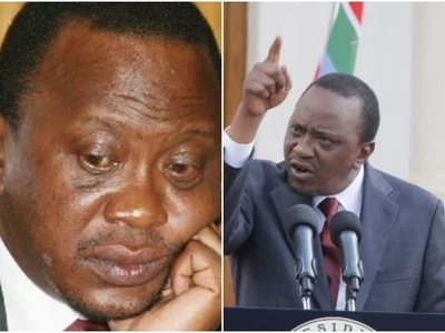 Uhuru attacked after telling Kenyans his plan on fighting bribery of traffic police officers