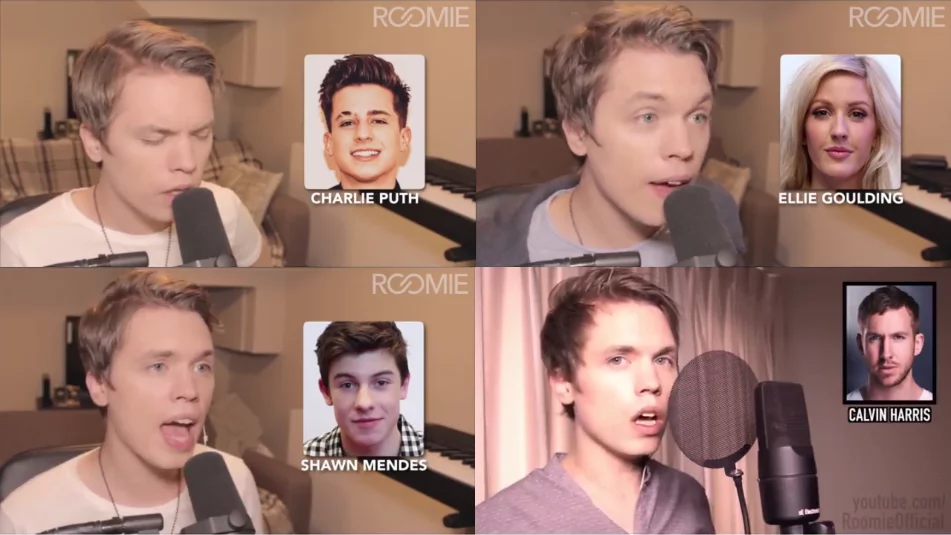 Swedish Youtuber impressed netizens with his 43 voices video!