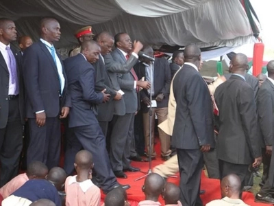 President Uhuru's bodyguards 'harass' Mombasa Women Rep Mboko