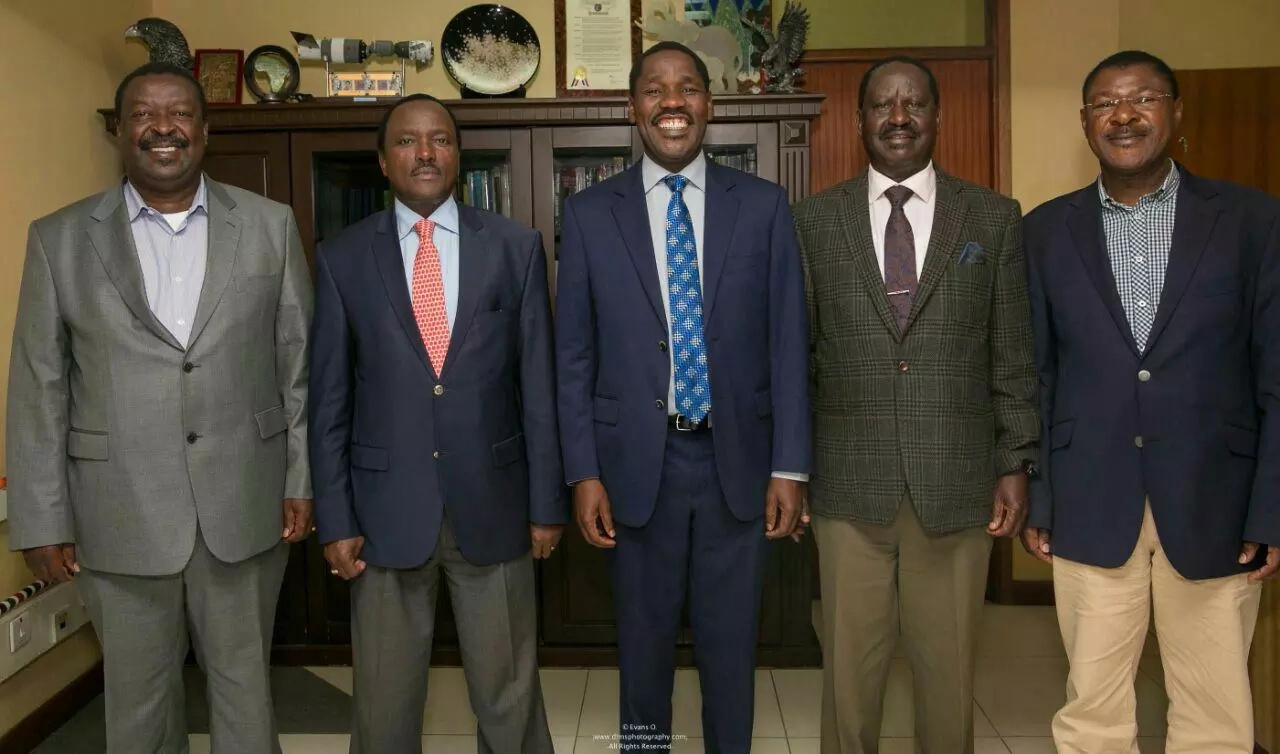 Let's see if Raila will die if the election date remains October 17- Jubilee MPs