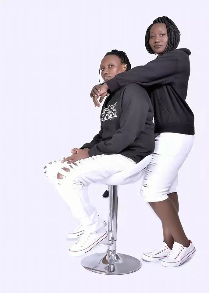 Kenyan lesbian couple who are planning to get married lights up the internet