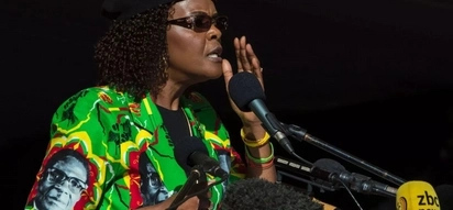 Grace Mugabe leaves country as President Mugabe is removed from party leadership