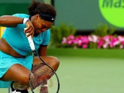 Nilinusurika kwa tundu la sindano kufa baada ya kujifungua - Serena Williams