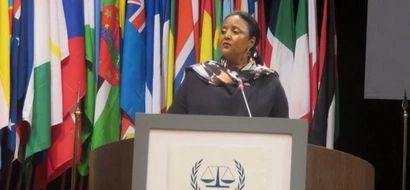 See Kenya's First Win Against ICC Prosecutor Bensouda In Using Recanted Evidence