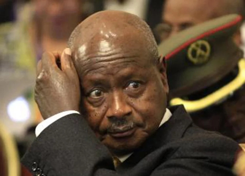 Museveni's press secretary in hot soup over a deceptive tweet he posted 8 months ago