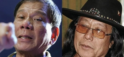 Mas mabuting magmura! Freddie Aguilar approves of kids influenced by President Duterte's cursing