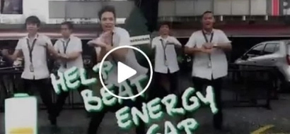 This parody of James Reid's Milo Jingle will convince you to drink coconut juice instead