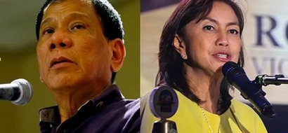 Robredo opposes Duterte on death penalty