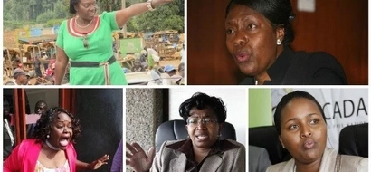 These are the most VOCAL 'queens of local politics' that Kenyans should watch out in August 2017 (photos)