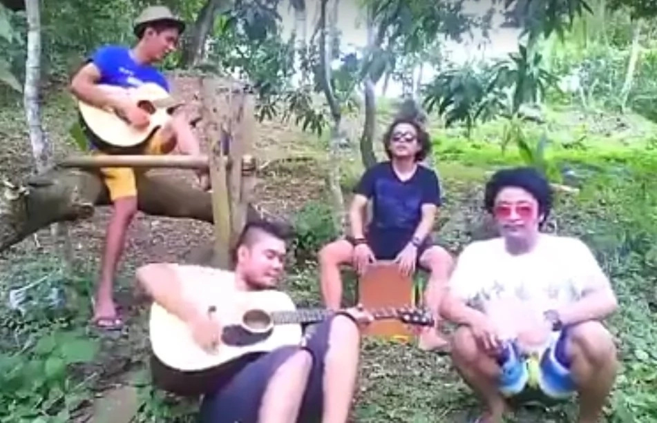 Pinoy group went viral after netizens went crazy about their epic song cover