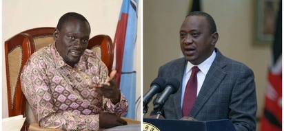 ODM governor endorses Uhuru's new Cabinet in complete defiance of his party boss