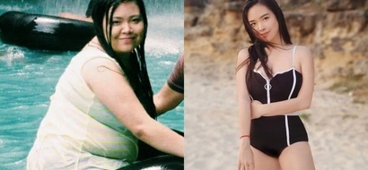 From chubby to desirably slim! This Filipina gets super fit like WOW and her secret to divinity will definitely surprise you
