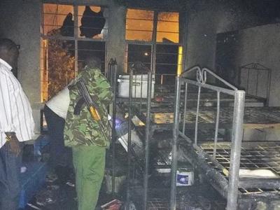 Class seven pupil burns school in Mombasa