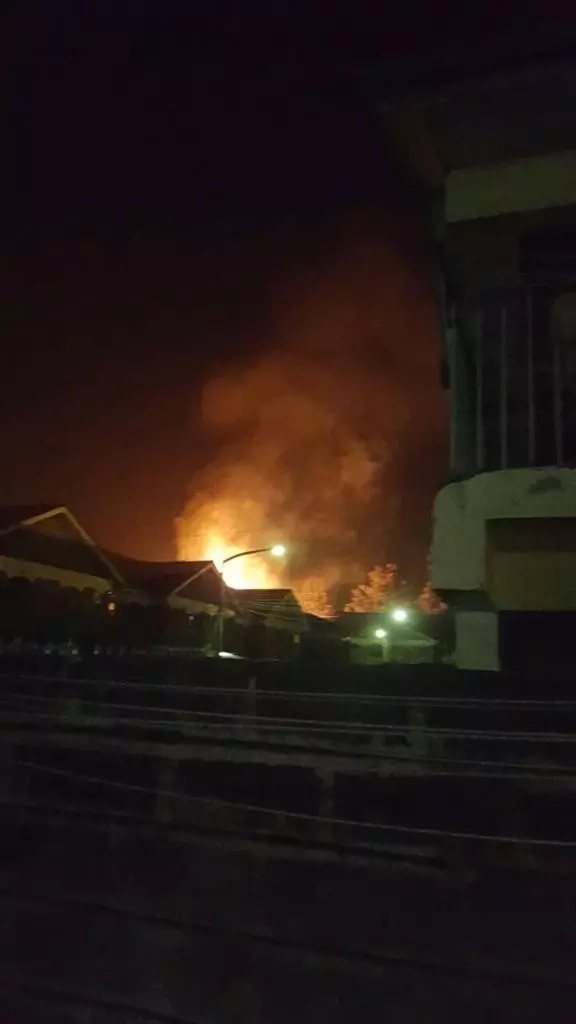 Fire reported in Kawangware, Eastleigh and near KU Campus