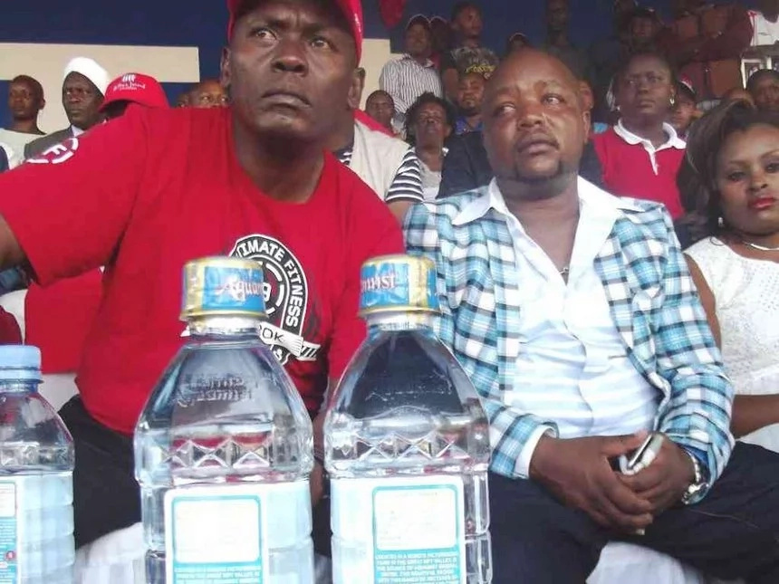 William Kabogo attacked by goons together with a popular musician