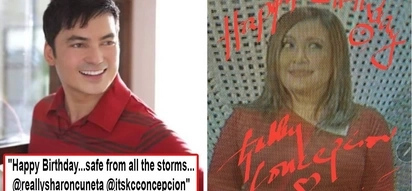 After all these years, nakakakilig pa rin! Gabby Concepcion's birthday greeting to Sharon Cuneta gives netizens kilig ripples, 'Ibang level talaga...'