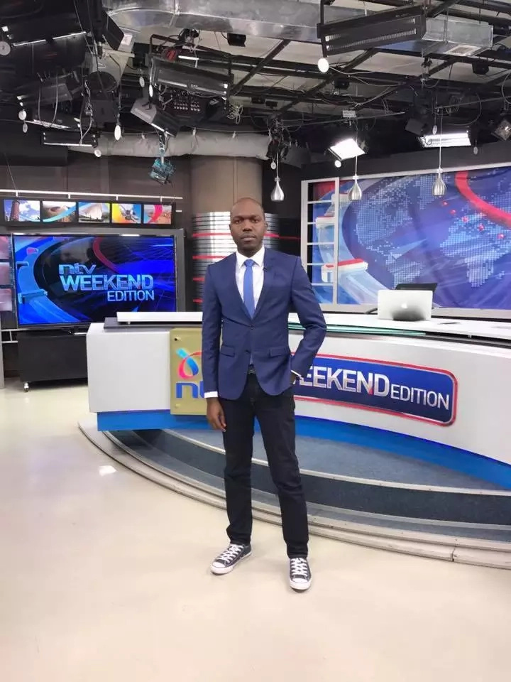 Larry Madowo says goodbye to Kenyans but gets very surprising answers