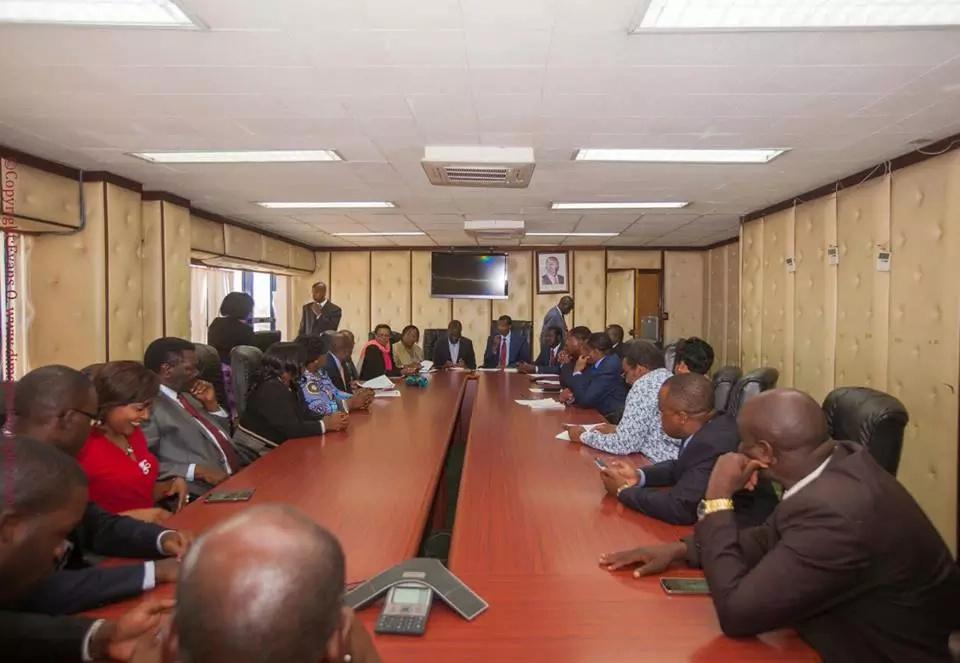 Raila Odinga na muungano wa NASA warekodi ushindi mkuu dhidi ya tume huru ya uchaguzi na mipaka