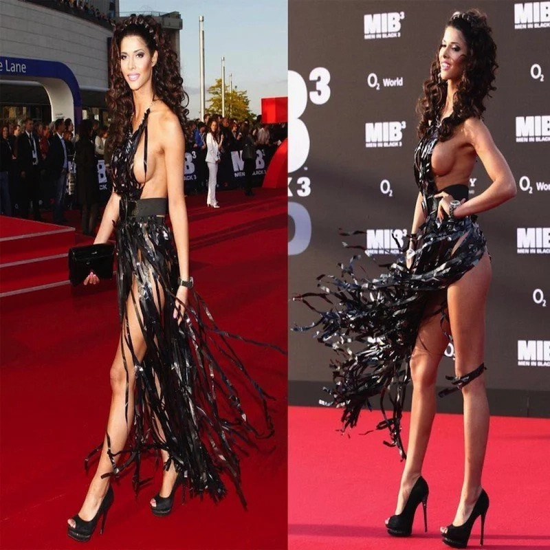 10 Of The Most Revealing Dresses Worn On Red Carpet