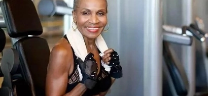 Fittest grandma bodybuilder turned 80! She has few secrets to share