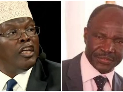 Government destroyed my passport before returning it - Miguna Miguna claims