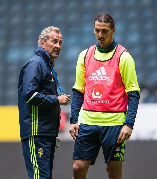 Zlatan Ibrahimovic to announce Man United deal this week