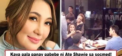 Eto pala rason kaya pabebe si Mega! Sharon Cuneta's new McDo commercial with Gabby Concepcion may be the most 'kilig' TVC of the year