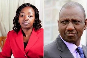 The touching message by DP William Ruto to his beautiful wife