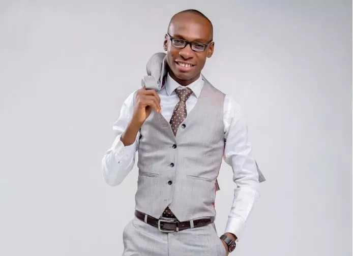 Dr. Ofweneke shows off his new 'BABE' barely days after fleeing wife