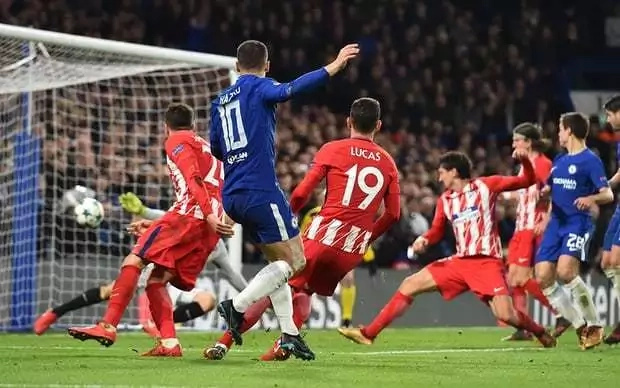 Chelsea suffer Champions League blow at home after 1-1 draw against Atletico Madrid