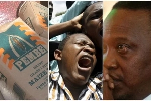 4 traders in trouble for 'conning' people of Uhuru's subsidised maize flour