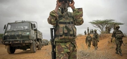 KDF soldier dies before wedding and not in Somalia