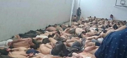 These soldiers were stripped off their uniform, tied up; here's why