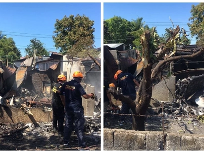 Six-seater plane crashed into a house in Plaridel, Bulacan
