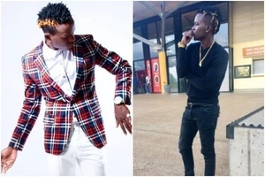 Willy Paul's fans maul his male friend for wearing a pair of ladies' 'tights'