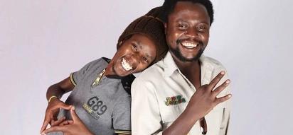 President Uhuru's favourite radio presenter, Mbussii, hospitalised