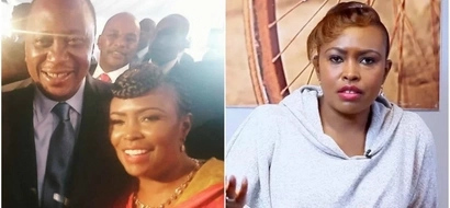 I dare someone to charge Nasa after my pay for Uhuru's fundraising dinner- Caroline Mutoko