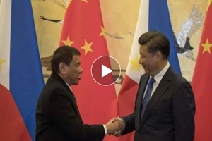 Bahala na ang China! Submissive Duterte says Filipinos' fishing rights are up to the Chinese authorities