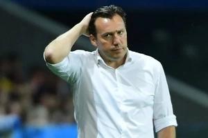 Belgium sacks coach after disaster at Euro 2016