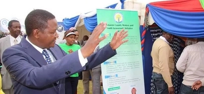 The Day Alfred Mutua Wept