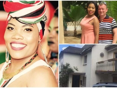 Meet Mombasa lady of the night who is now MARRIED and owns Ksh90 million mansion (photos, video)