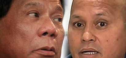 President Duterte laughs at P50M bounty on his head, incoming PNP Chief Dela Rosa says