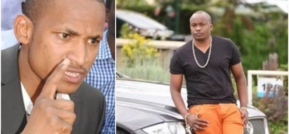 Babu Owino and Jaguar take their fight to social media and its real fireworks