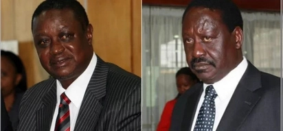 Oburu Odinga rejects plum job he was offered by his brother Raila