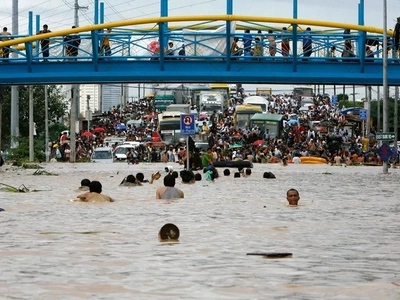 9 alarming super typhoon images that will forever haunt the Philippines