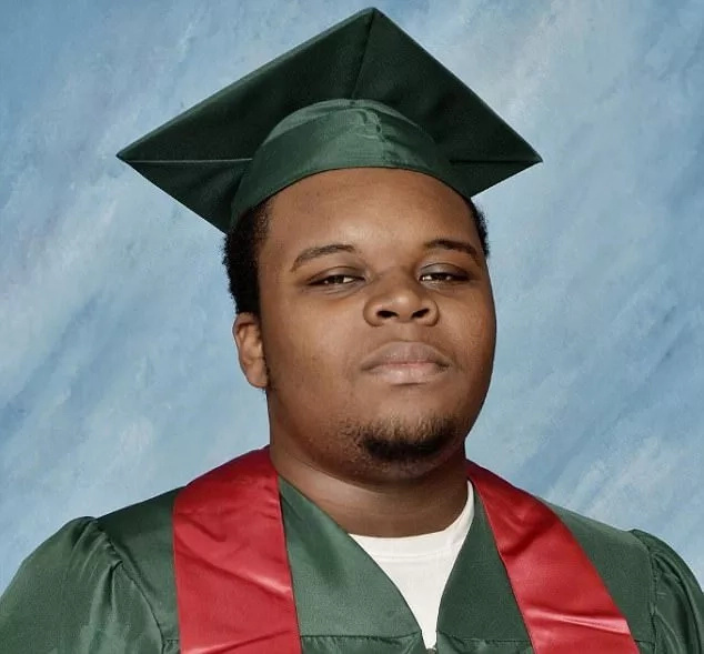 Michael brown was shot and killed by a police officer